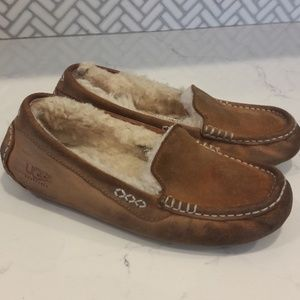 Ansley Wool Ugg Slippers size 7